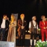 17. Schlagerparade maart 2011 Casino - Finale - Mapi, Judith, Mel, Takeo en Edith