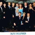 Kreuzfahrt mit MS Delphin